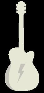 Teton Guitars STG150CENT-AR Grand Concert - Cutaway Electronics Armrest