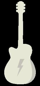 Grand Concert - Cutaway Electronics Armrest Left Handed