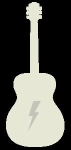 Teton Guitars STG170ENT Grand Concert - Electronics
