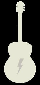 Teton Guitars STJ130FMENT Jumbo - Electronics