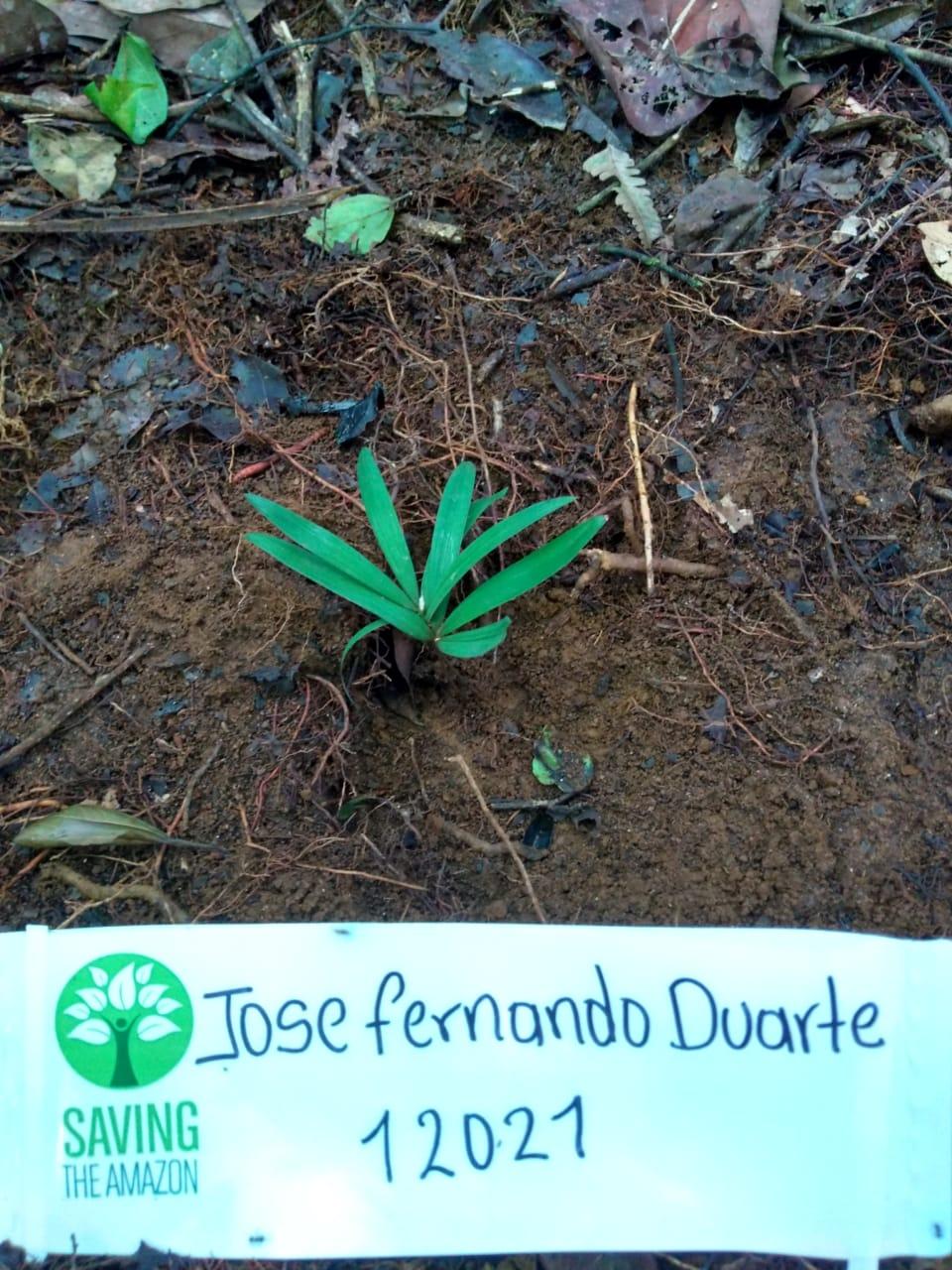 Jose Fernando Duarte