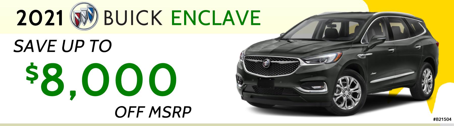 Enclave offer