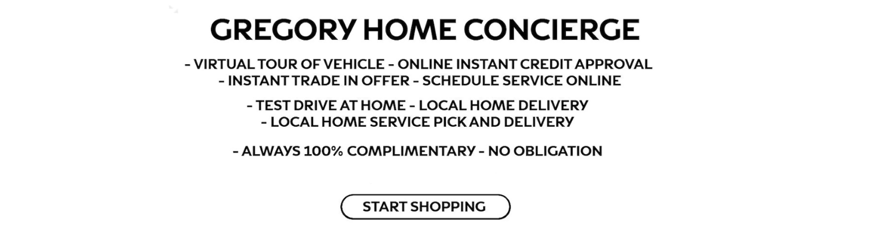 Gregory Home Concierge