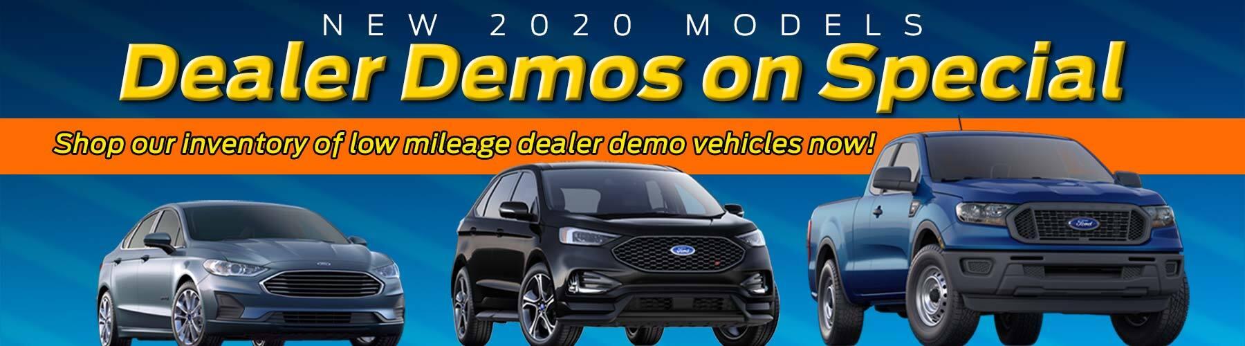 Dealer Demos