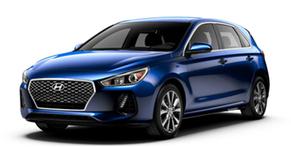 New Hyundai Elantra GT