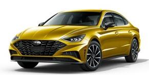 New Hyundai Sonata