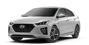 New Hyundai Ioniq Hybrid