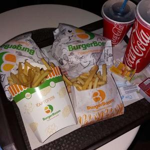 Фотография к отзыву о BurgerBoom (Бургер Бум). Автор Ilya Krivyh