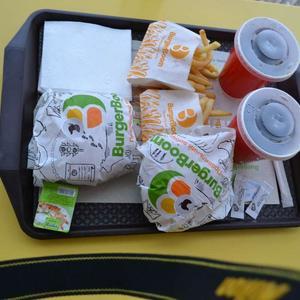 Фотография к отзыву о BurgerBoom (Бургер Бум). Автор Валентин Титов
