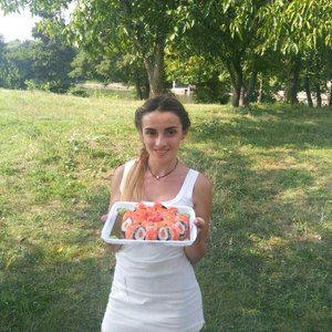 Фотография к отзыву о MASAGO суші з собою. Автор Таня Кучеренко
