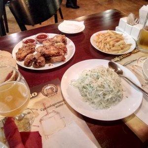 Фотография к отзыву о Ресторан-пивоварня Корс. Автор Виктория Богдан