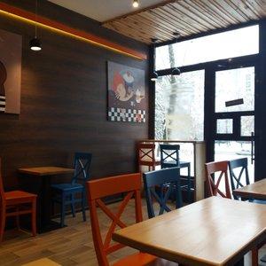 Фотография к отзыву о Кофейня Aroma Kava (Арома Кава). Автор Ilya Krivyh