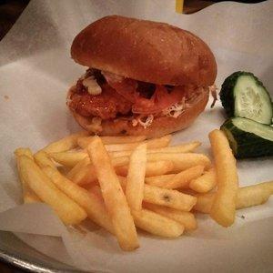 Фотография к отзыву о I'm Burger. Автор Bohdan Razor