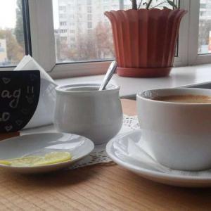 """Фотография к отзыву о Кофейня """"Париж"""". Автор Анастасия *"""