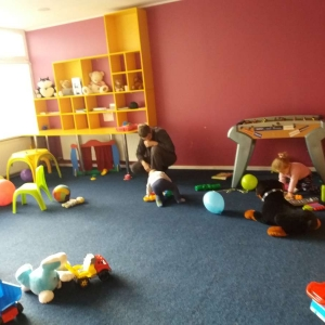 Фотография к отзыву о Детский клуб-кафе Мармелад. Автор Елена Лихолай
