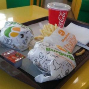 Фотография к отзыву о BurgerBoom (Бургер Бум). Автор Алексей Бондарь