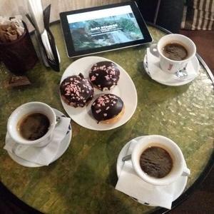 Фотография к отзыву о Italia caffe (Італія). Автор Ilya Krivyh