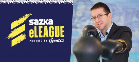 Jan Horyna, šéf divize iGaming Sazky •Foto: Koláž iSport.cz