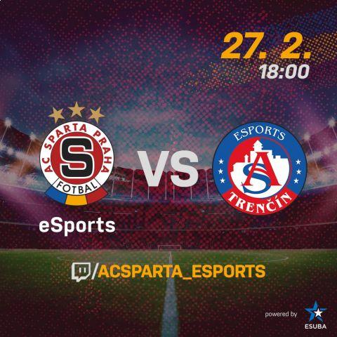 Československou herní scénu čeká zajímavý duel •Foto: Sparta Esports