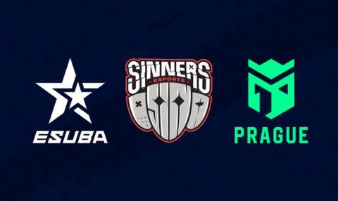 Už zítra dvojitá porce Counter-Striku! Sinners v pátek vyzvou Entropiq Prague a eSubu