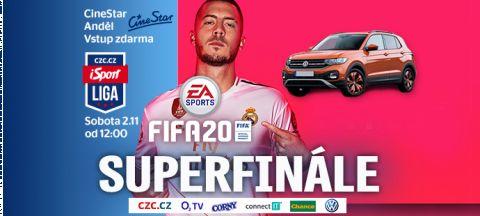SUPERFINÁLE iSport LIGY: 100 tisíc i auto pro nejlepší. O co dalšího se hraje? •Foto: Koláž iSport.cz
