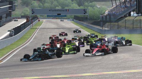 Virtual GP má rozjetou sezonu •Foto: virtualgp.cz