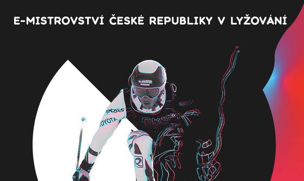 Čeští sjezdaři se utkají o domácí tituly v mobilním e-mistrovství