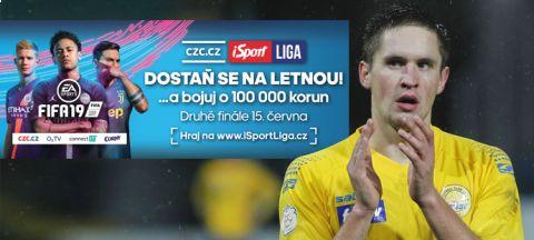 Lukáš Železník postoupil do online finále iSport LIGY •Foto: koláž iSport.cz