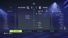 Prematch screen •Foto: EA Sports