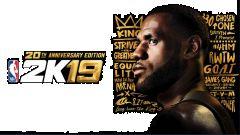 Nové NBA 2K19 slaví 20 let! Slibuje skvělý příběh i spoustu novinek