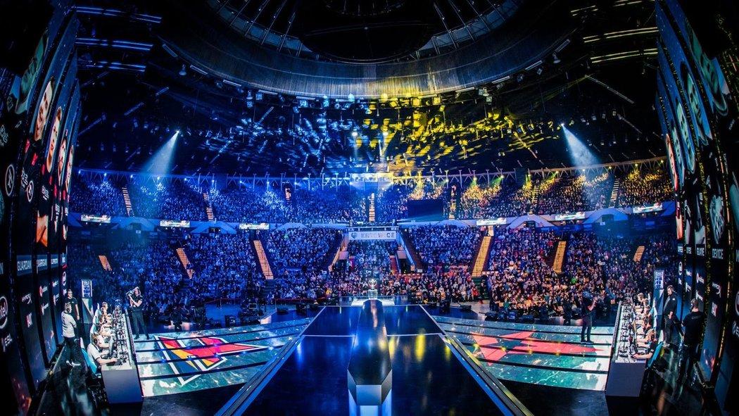 IEM Katowice z roku 2019 •Foto: estnn.com