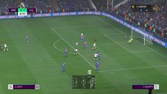 Využívání perků •Foto: EA Sports