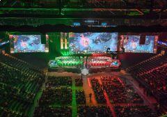 V Katovicích začal svátek esportů. V počítačové hře Dota 2 se bojuje o tři miliony