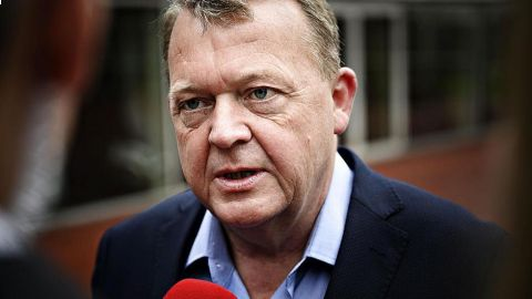 Lars Løkke Rasmussen je velkým příznivcem esportu •Foto: tv2lorry.dk