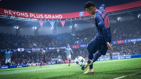 FIFA 19 •Foto: EA Sports