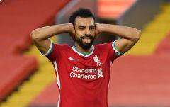 Mo Salah míří do TOTW •Foto: Reuters