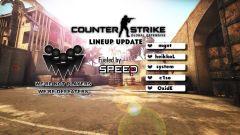 Defeaters oficiálně představili sestavu, která bude bojovat v Sazka eLEAGUE CS:GO!