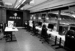 Hrají Counter-Strike na největším fotbalovém stadionu v Dánsku