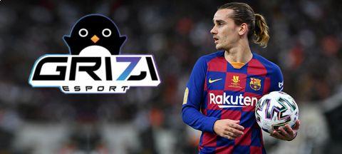 Antoine Griezmann oznámil svůj vlastní esport tým •Foto: Koláž iSport.cz