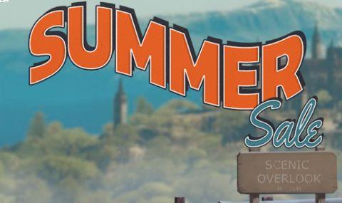 Steam Summer Sale •Foto: Valve