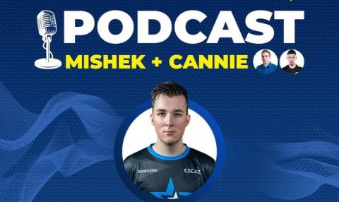 Dvojice Mishek a Cannie vyzpovídá od 19:00 hvězdu eSuby Blogg1se!