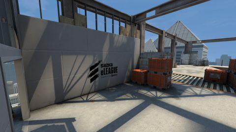 Sazka eLEAGUE v CS:GO je pořádně vyrovnaná •Foto: Sazka eLEAGUE