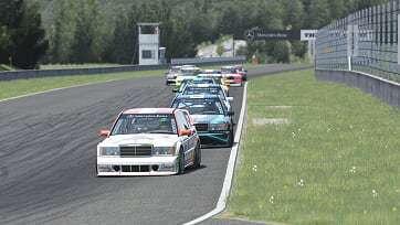 Mercedes-Benz Virtual GP pokračuje! •Foto: virtualgp.cz