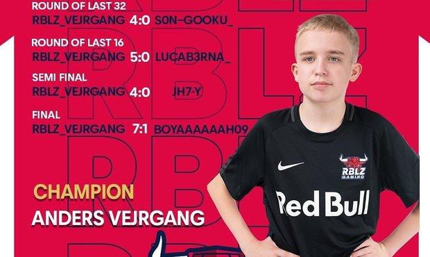 14letý Vejrgang stále neporažený, ve víkendové lize září se skóre 210-0!