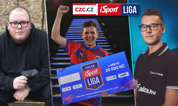 Dotazník finalistů iSport LIGY: Jak moc trénují? Kdo je na Letné favorit?