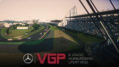 Úvodní části Mercedes-Benz Virtual GP 2019 dominoval Šmídl