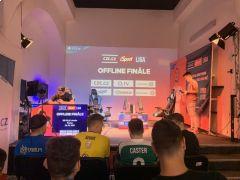 Začátek III. offline finále iSport LIGY •Foto: Sport