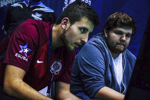 Richard Růžička alias MrRici je prvním profesionálním hráčem Sparty... •Foto: Facebook.com/mrriciofficial
