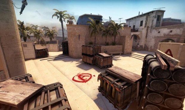Mirage je podle HLTV nejčastější hranou mapou v oficiální historii CS:GO