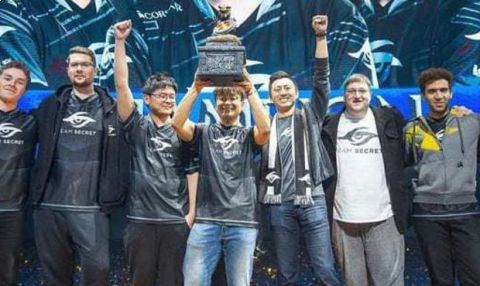 Team Secret v Číně ovládl turnaj hry Dota 2, vyhrál  7,8 milionů korun